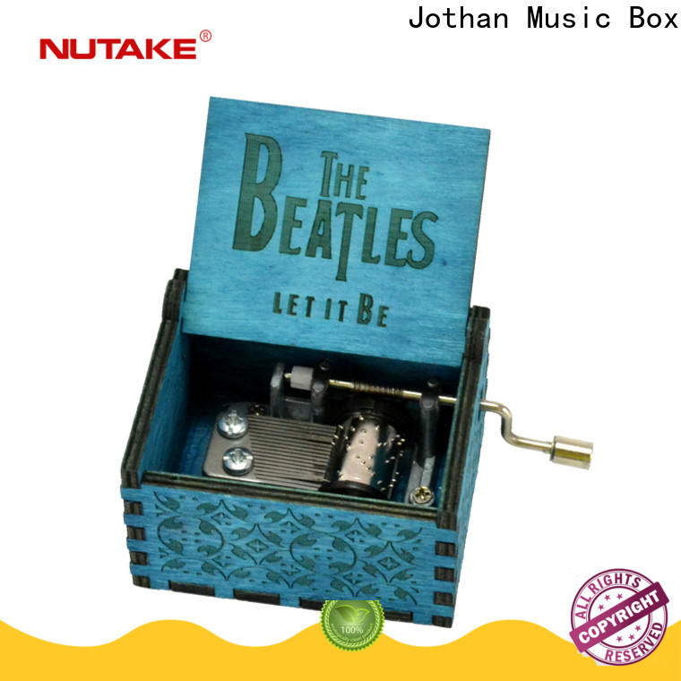 NUTAKE red music box Suppliers top rated