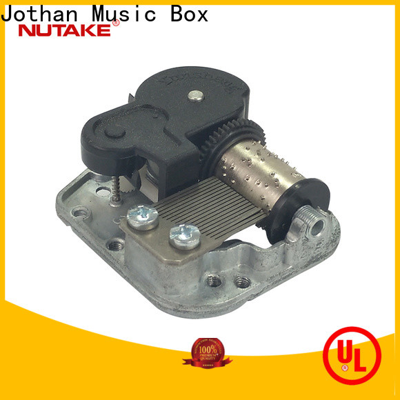 NUTAKE weight baby music box Supply manufacturing site