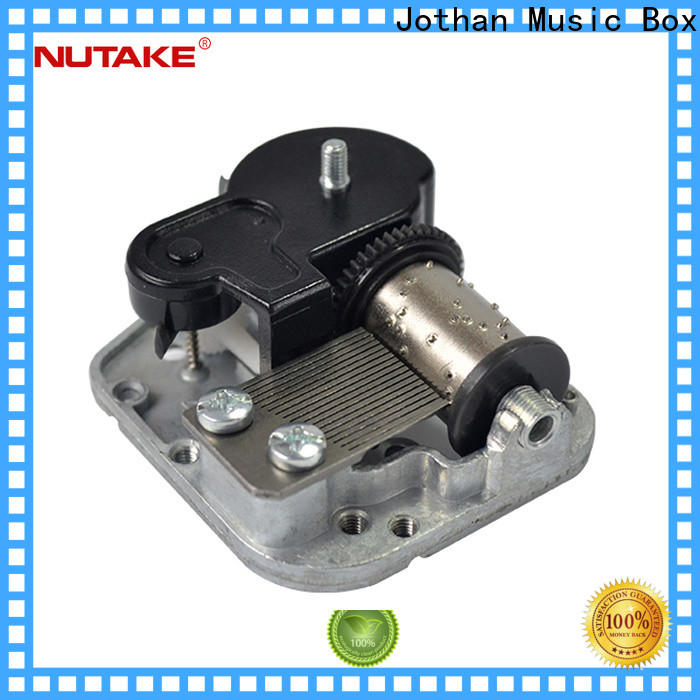 NUTAKE Wholesale music box movement manufacturers manufacturers top rated
