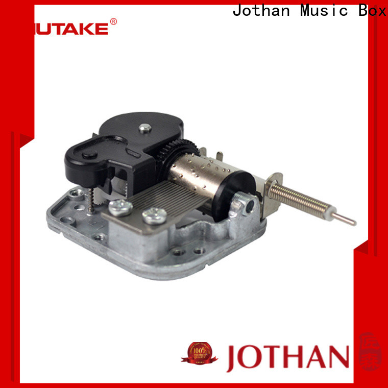 NUTAKE New music box spares Suppliers manufacturing site