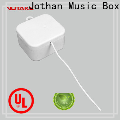NUTAKE Wholesale wind up music box Suppliers features