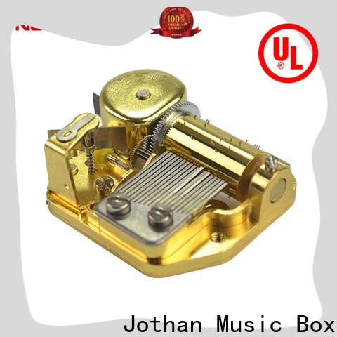 Best custom music box mechanism plush company for sale
