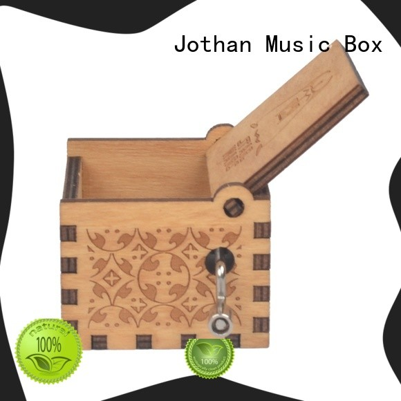 New personalized musical box factory buy now