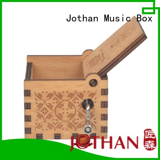 Latest quality music boxes Supply Cheap