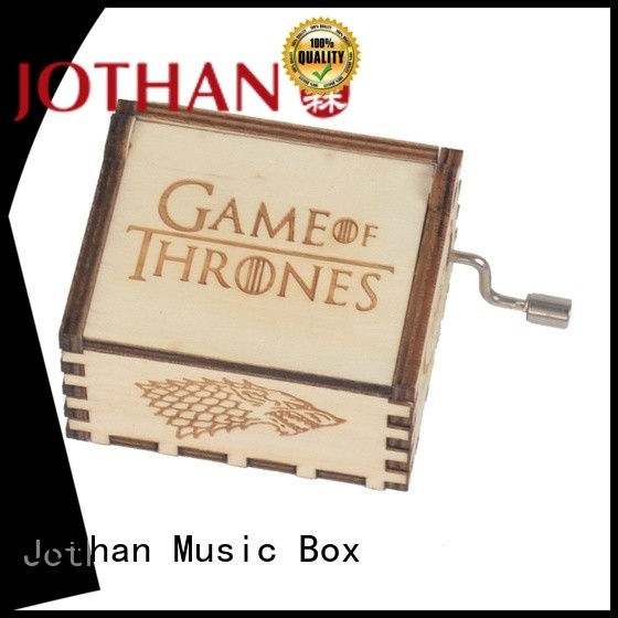 Wholesale custom made musical box company for sale
