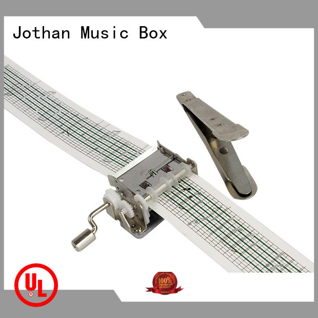 NUTAKE Top music box instrument company best rated