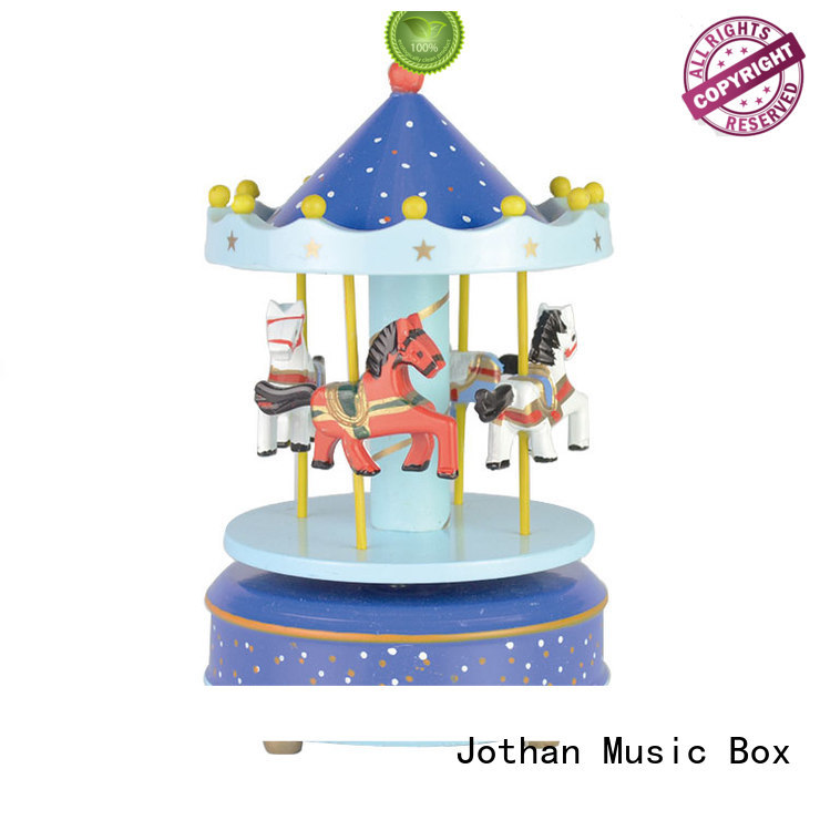 NUTAKE Best personalized wooden music box Supply best rated