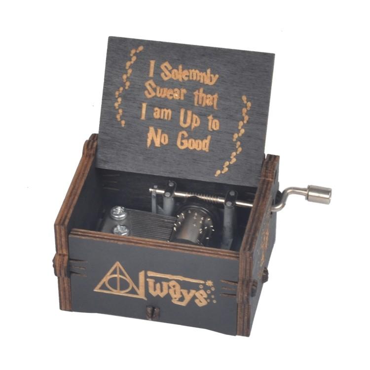 NUTAKE Chinese wholesale engraved wooden music box 55805102