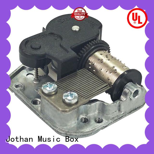 NUTAKE shaft music box clockwork for business Purchase