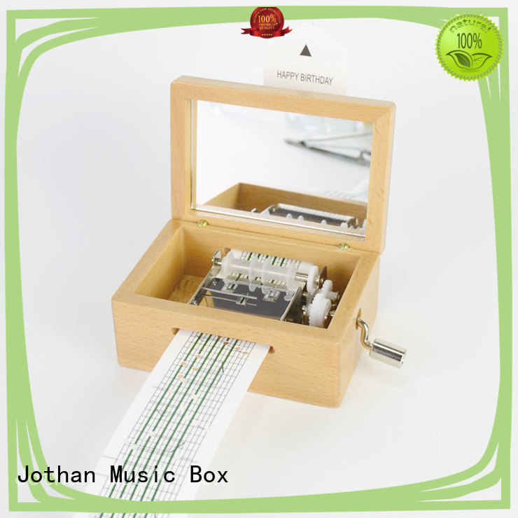 NUTAKE Best music box present for business features