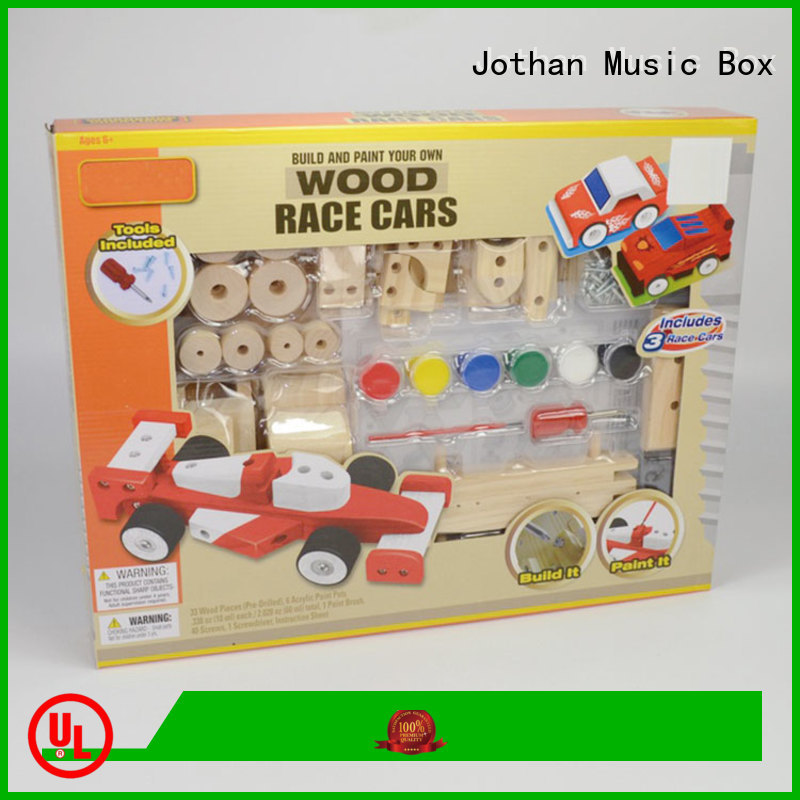 High-quality diy kids toy chest factory top rated