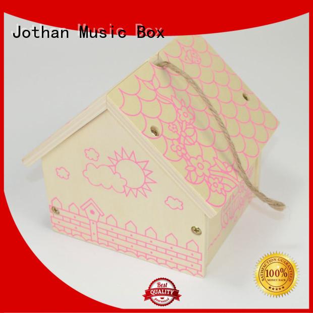 NUTAKE Wholesale easy diy toy box Supply brands