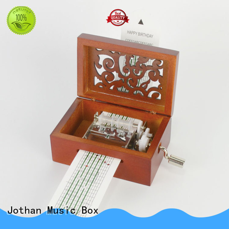 Custom personalized graduation music box company manufacturing site