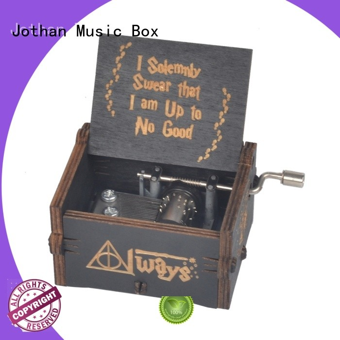 NUTAKE wooden christmas music box Supply how much