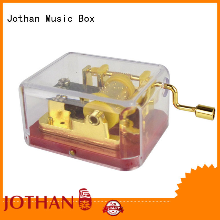 NUTAKE Best personalized music box gifts factory bulk production