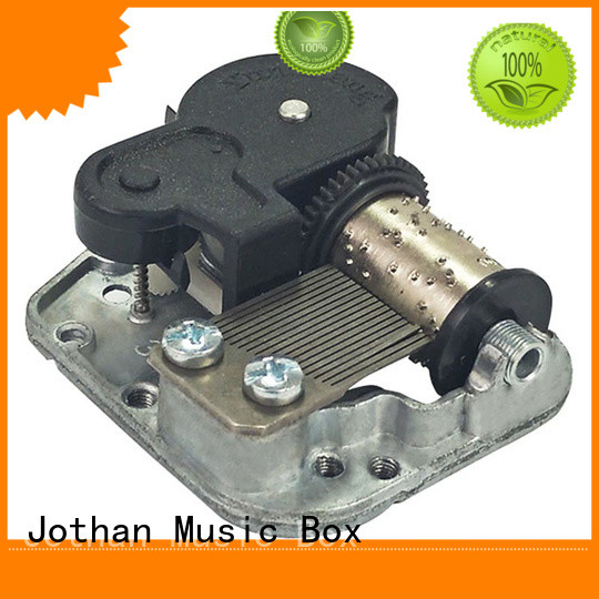 Top music box construction gilded manufacturers Cheap