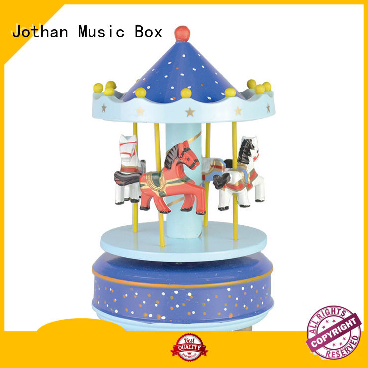 New personalized music box for little girl for business Cheap