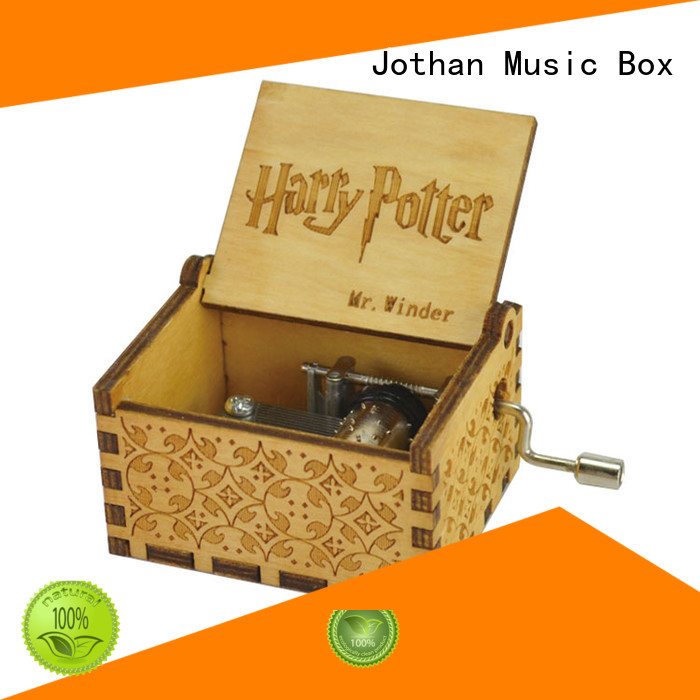 NUTAKE Latest pretty music boxes manufacturers features