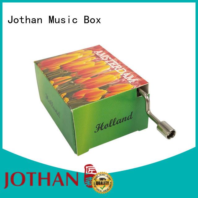 NUTAKE Best custom music box Suppliers for sale