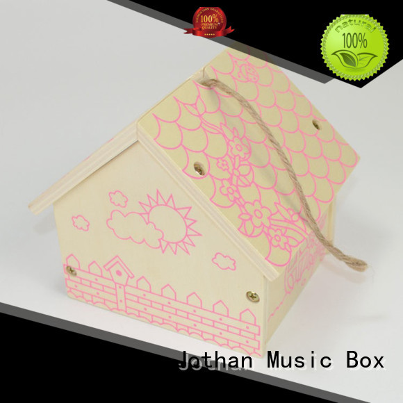 High-quality homemade toy box factory features
