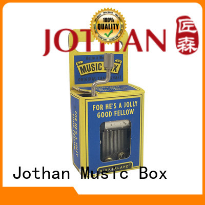 NUTAKE Latest wooden musical boxes for babies factory Purchase
