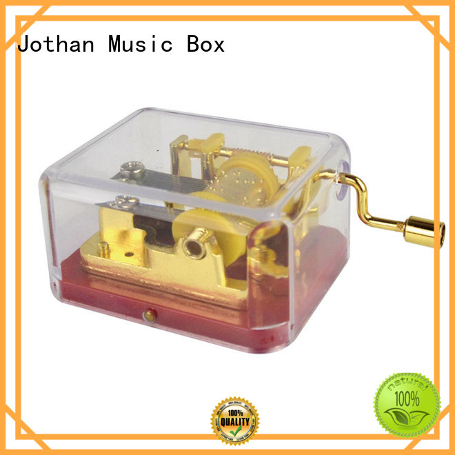 NUTAKE Top handcrafted music box Suppliers how much