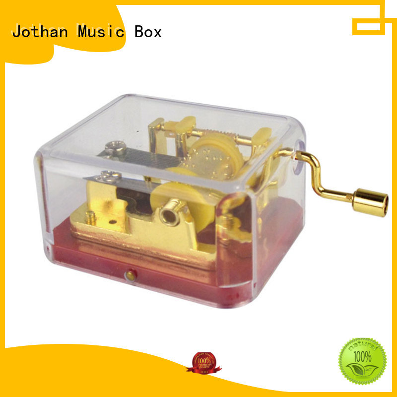 NUTAKE pretty music boxes manufacturers features