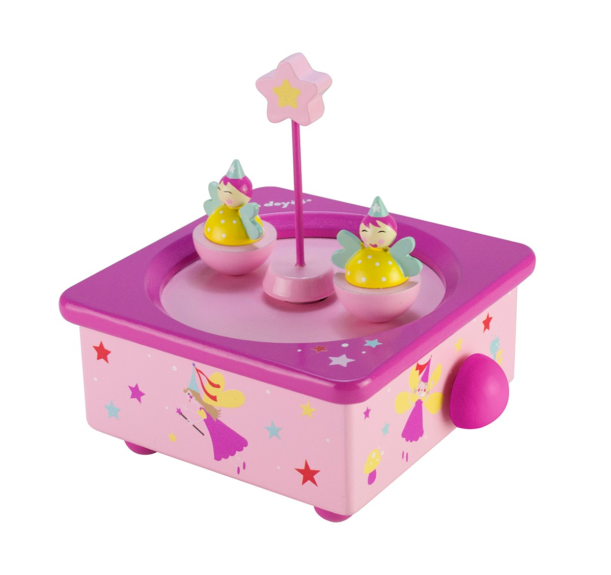 Center turns Children Music Box