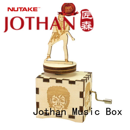 NUTAKE boys music box Suppliers manufacturing site