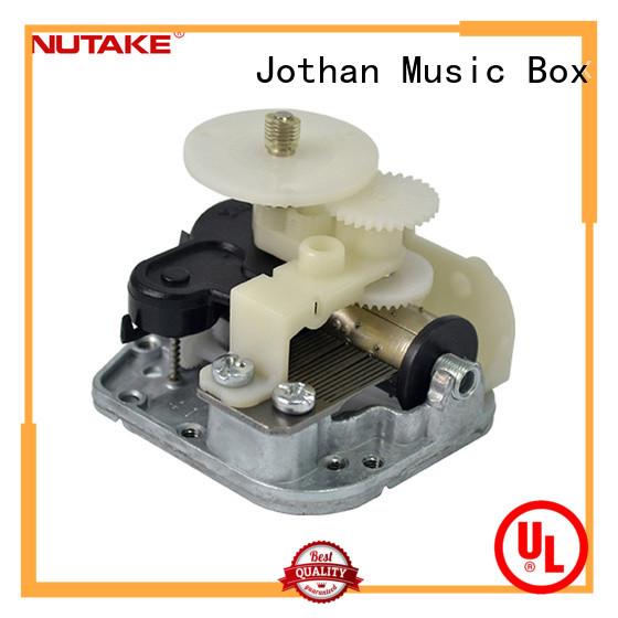 NUTAKE washable custom music box for business Purchase