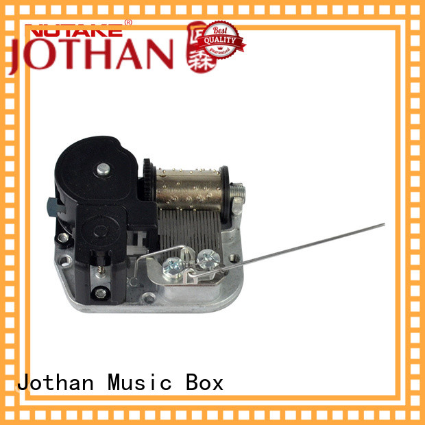 NUTAKE High-quality small music box mechanism Suppliers brands