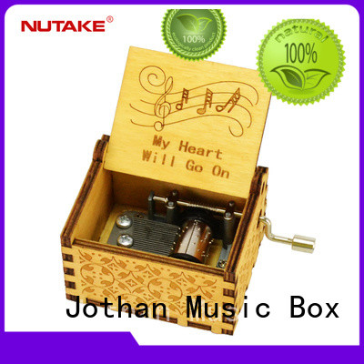 NUTAKE Best home music box factory buy now