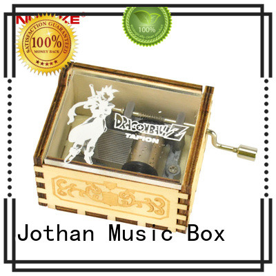 NUTAKE mechanical hand crank music box Suppliers Cheap