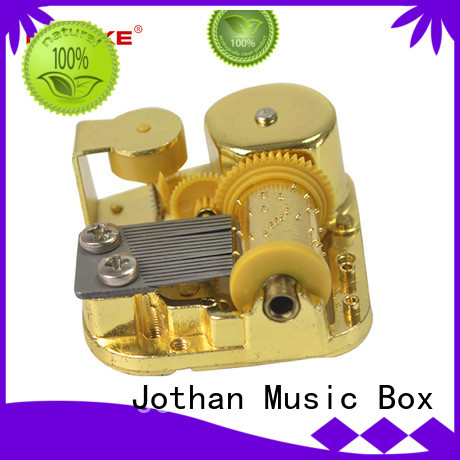 High-quality music box movements suppliers mobile manufacturers manufacturing site
