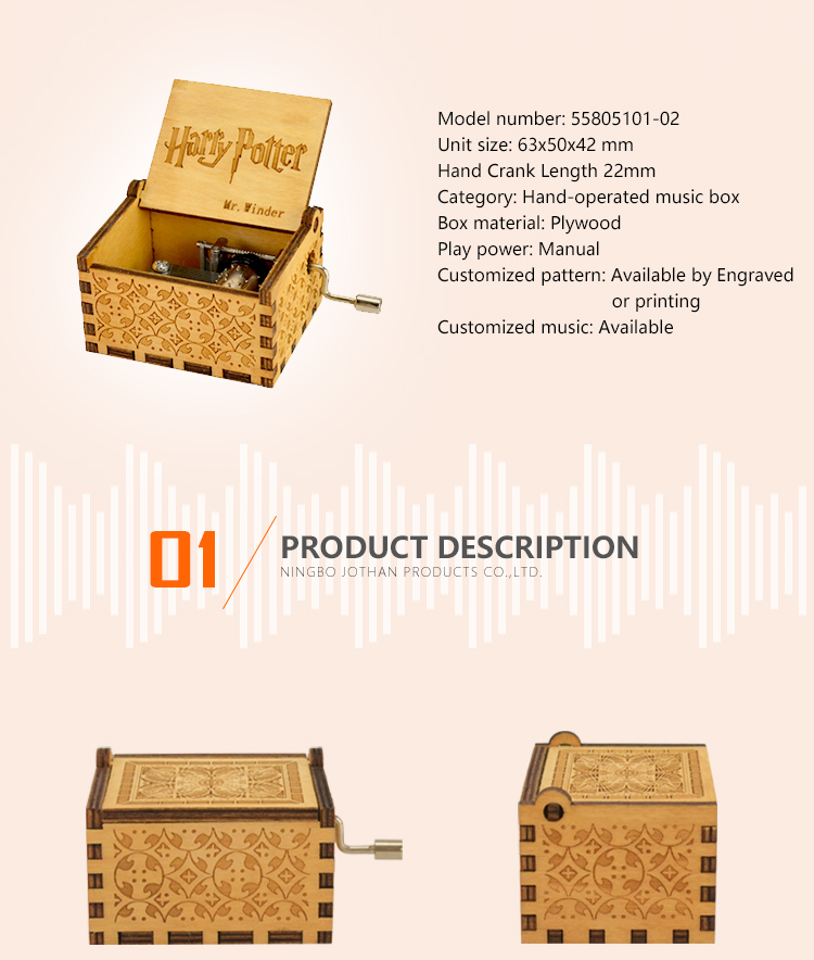 NUTAKE music box instrument factory for sale-2