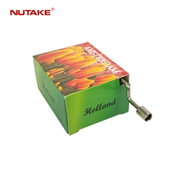 NUTAKE kids musical box Suppliers manufacturing site-14