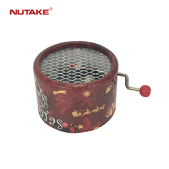 NUTAKE kids musical box Suppliers manufacturing site-13