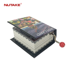 NUTAKE kids musical box Suppliers manufacturing site-15