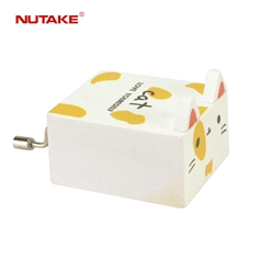 NUTAKE kids musical box Suppliers manufacturing site-20