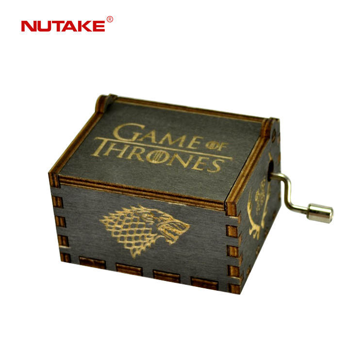 The game of thrones music box 55805101-01,2