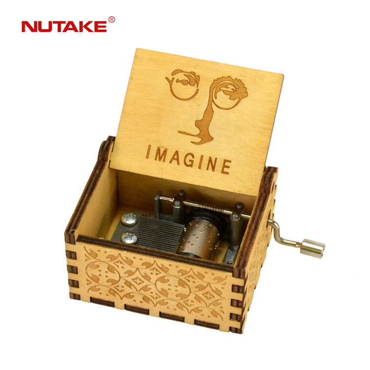 IMAGINE dearly beloved music box with custom melody 55805101-10