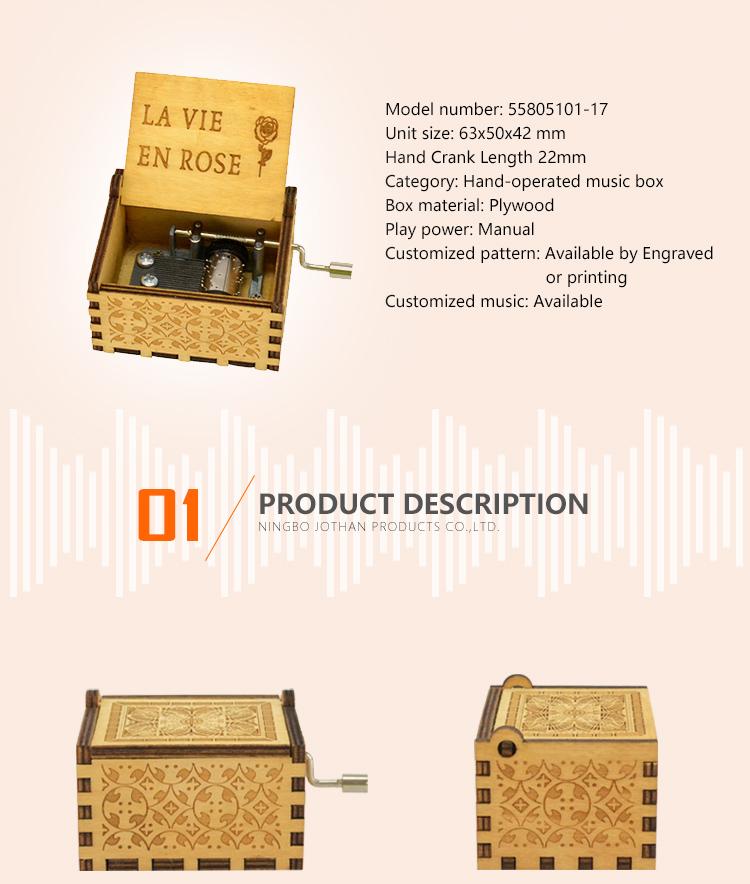 NUTAKE engraved music box for business bulk production-2