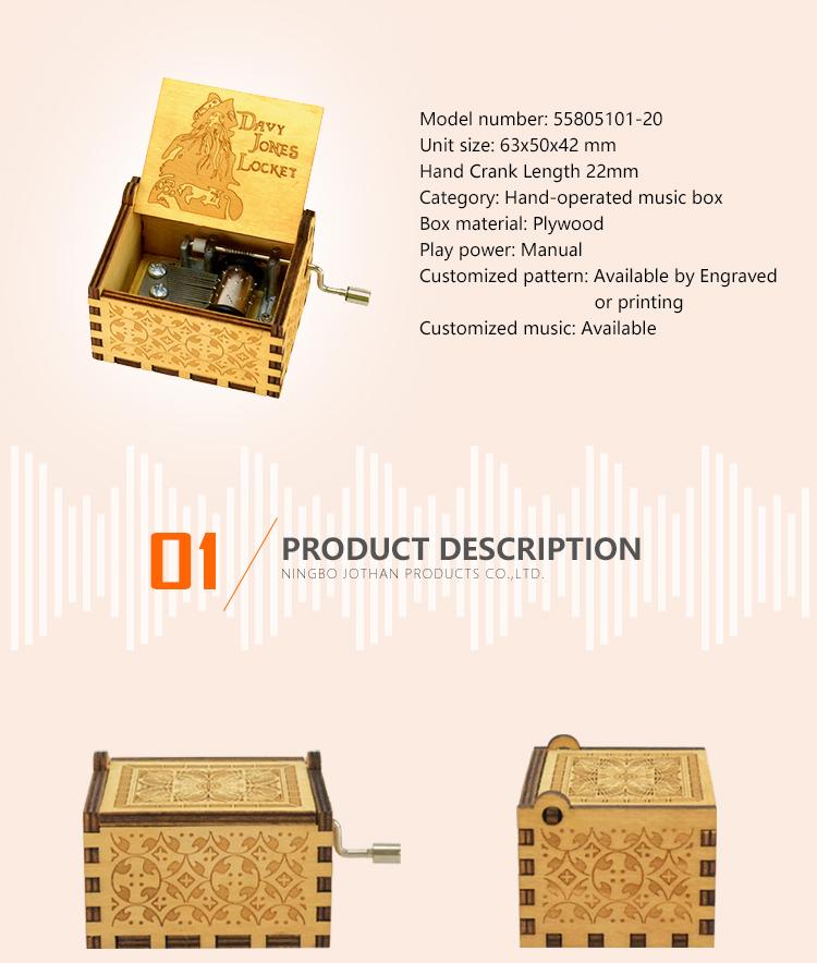 Wholesale musica box Supply Cheap-2