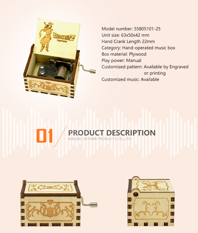 NUTAKE small musical box Suppliers best rated-2