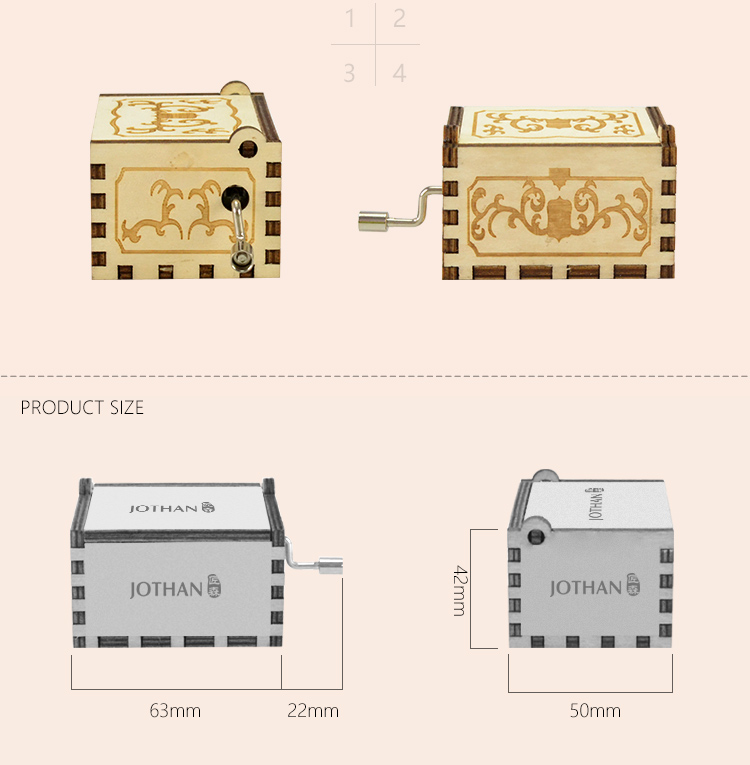 NUTAKE small musical box Suppliers best rated-3