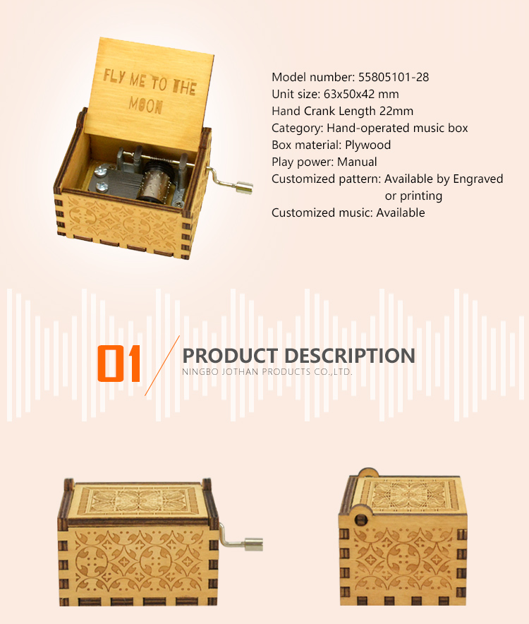New music boxes for girls company Purchase-2