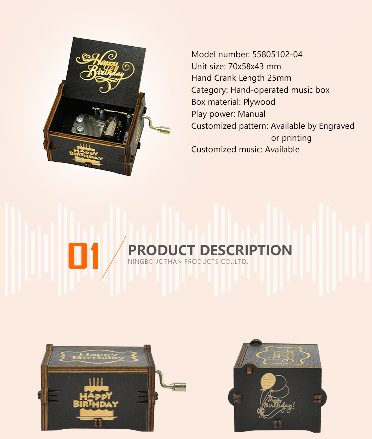NUTAKE New lullaby music box for business for sale-2