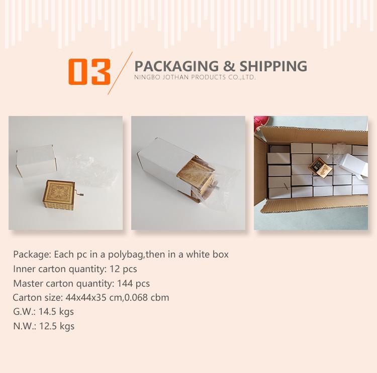 NUTAKE mechanical hand crank music box Suppliers Cheap-6