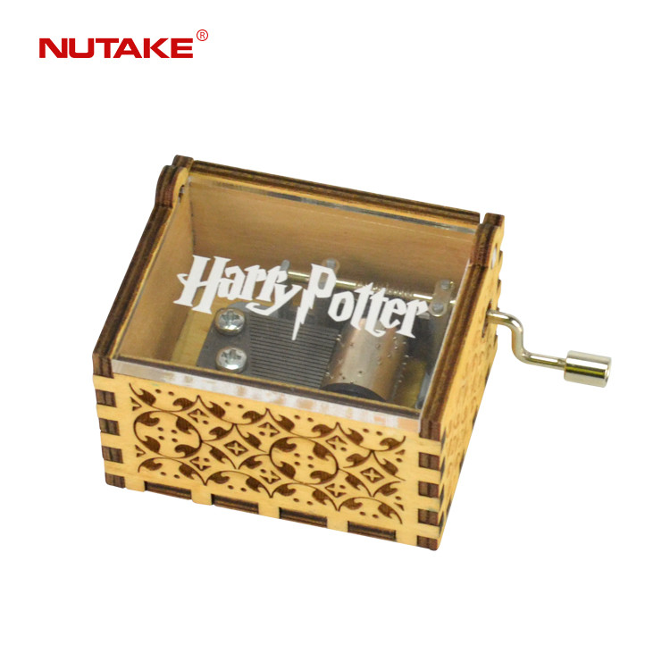 harry potter music game of thrones logo musical box 55805103-06