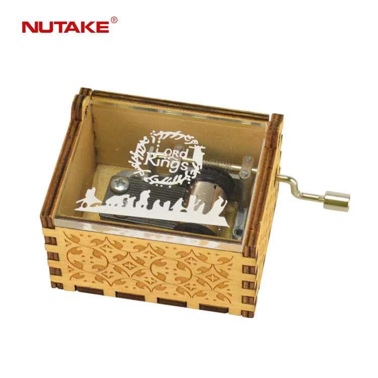 Wholesale hot sale LORD Rings music box 55805103-09